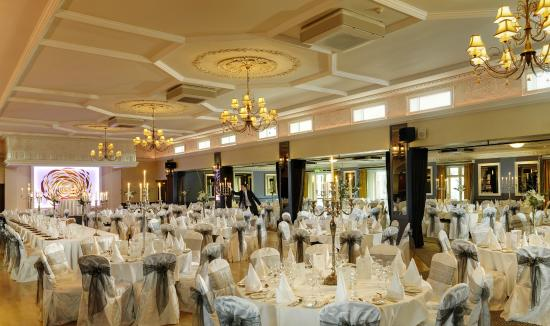 Ballygarry House Hotel & Spa: Weddings at Ballygarry House