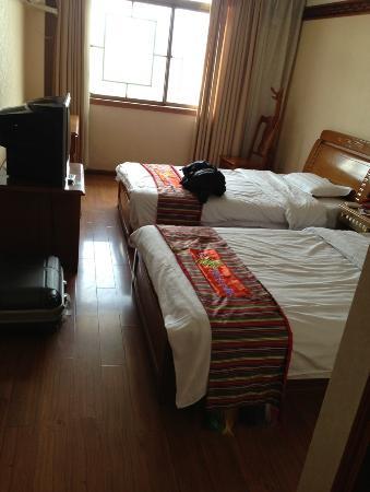 Jixuewotang Hotel: 房間