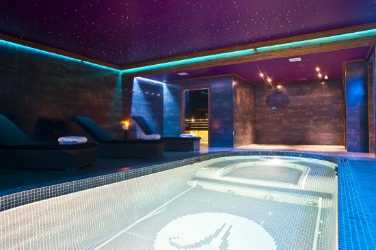 Chamois D'Or Hotel & Spa : Relaxing at LGL SPA