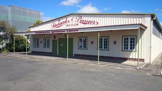 Whangarei, Nowa Zelandia: Support this museum
