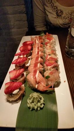 Diversi tipi di sushi picture of copacabana temakeria - Diversi tipi di figa ...