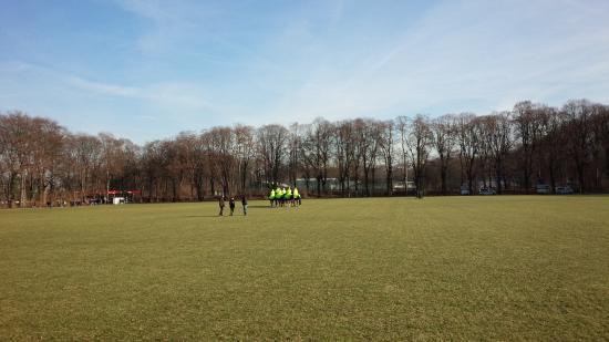 RheinEnergieStadion: 広大です