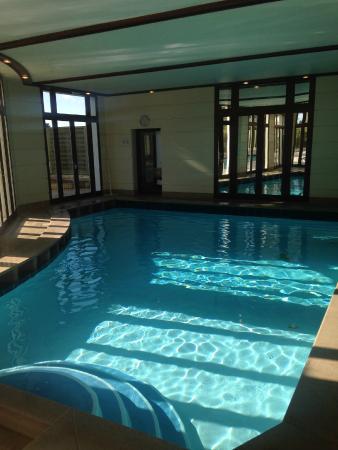 htel barrire lhermitage la baule piscine intrieure
