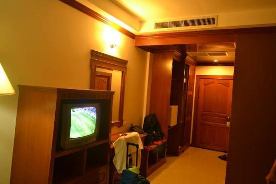 Bayshore Resort and Spa: Suasana kamar kami