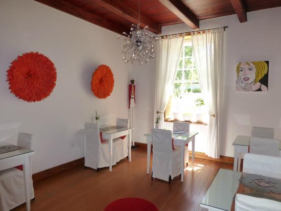 Rothman Manor: Breakfast Room