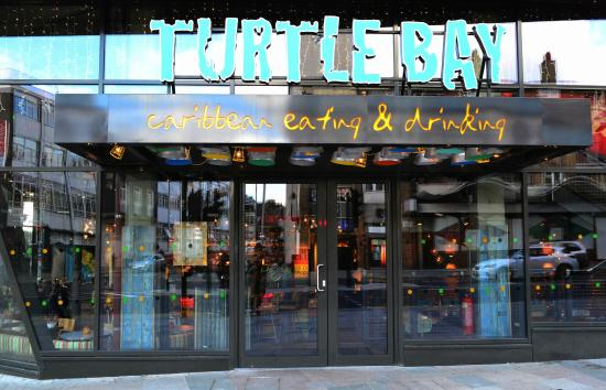Turtle Bay Restaurant London England