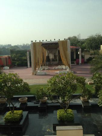 The Umrao: View from room