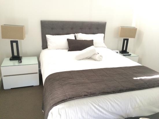 Manta Bargara Resort : Bedroom