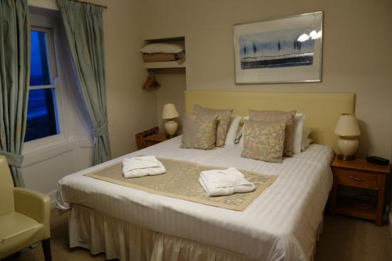 Ty Belgrave House: le lit