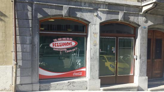 Pizzaphone Romont