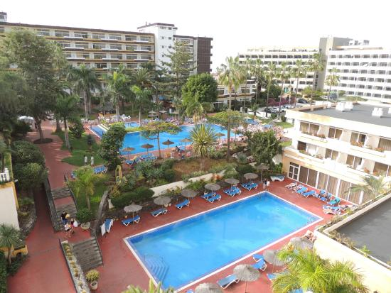 View from room 538 picture of blue sea puerto resort puerto de la cruz tripadvisor - Hotel bonanza palace puerto de la cruz ...