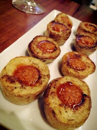 Ocho Bcn: bombones de patata