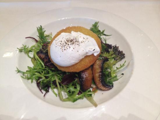 Dovecote Restaurant: Breakfast salad- delicious