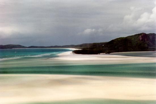 Whitehaven Beach : ehm.......