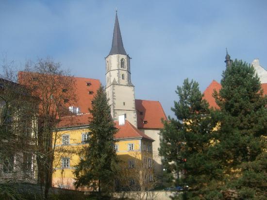 Frantiskansky Klaster s Kostelem Zvestovani Panny Marie