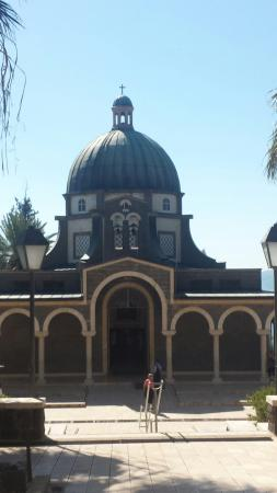 Church of Mount of Beatitudes