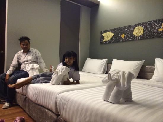 Bangkok Venice Suite : พักมาแล้วสบายมาก