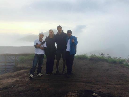 Mudi Goes To The Mountain: The group