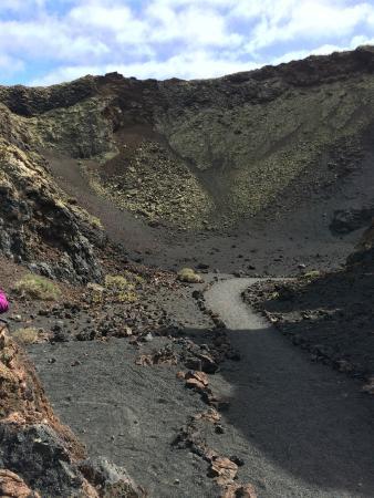 Raven's Volcano: Inside volcano
