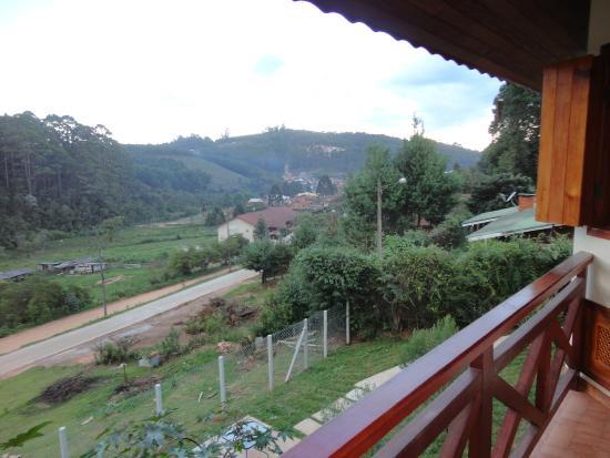 vista da suíte com hidro - Foto de Pousada Vista da Serra, Monte Verde - Tripadvisor