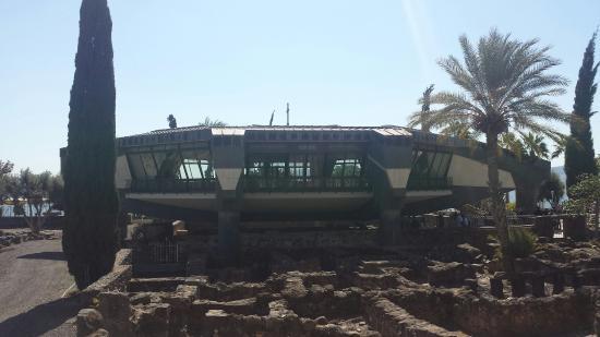 Kfar Nahum (Capernaum) National Park