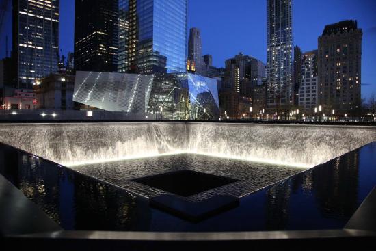 Mémorial du 11-Septembre : 9/11 Memorial & Museum