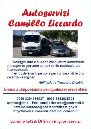 Autoservizi Camillo Liccardo