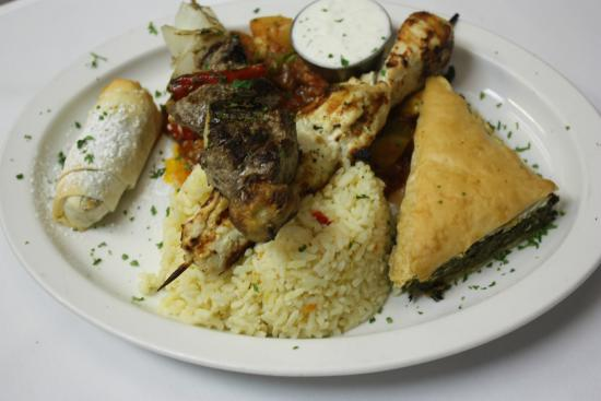 Best mediterranean restaurants in san diego california for Athena mediterranean cuisine