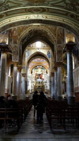 Interno Foto Di Santa Maria Dell 39 Ammiraglio La