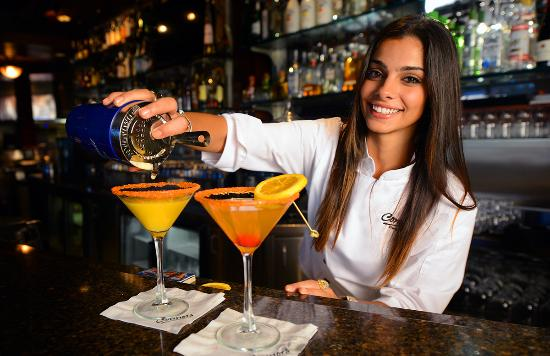 Connors Steak & Seafood: Handcrafted Martinis