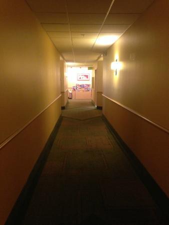 La Quinta Inn Orlando - Universal Studios: Hallway