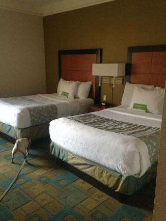 La Quinta Inn Orlando - Universal Studios: Beds