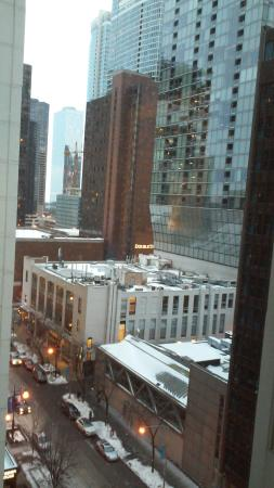 Fairfield Inn & Suites Chicago Downtown/Magnificent Mile: the view