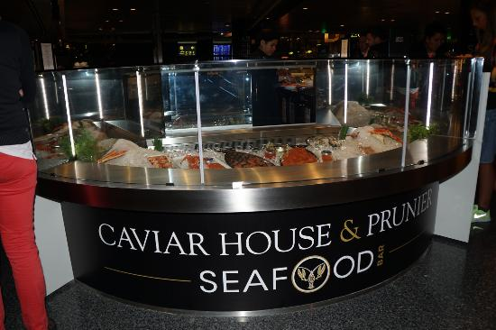 Caviar House and Prunier