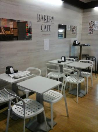 Lissone, Italy: bakery cafe