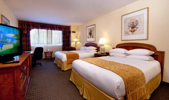 Allure Resort International Drive Orlando: Standard Room 2 Queen Beds