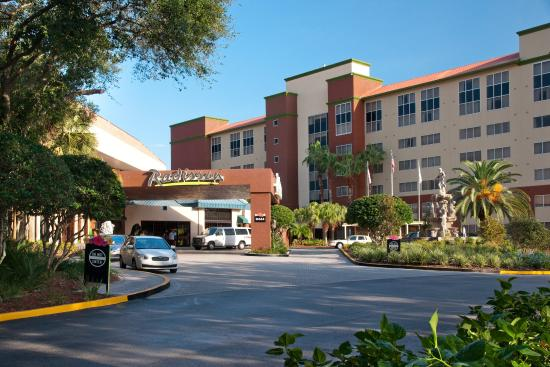 Allure Resort International Drive Orlando : Exterior