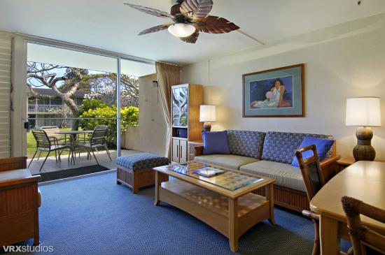 Napili Shores Maui by Outrigger: One Bedroom Garden View