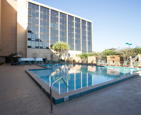 The Pool at the BEST WESTERN Orlando Gateway Hotel