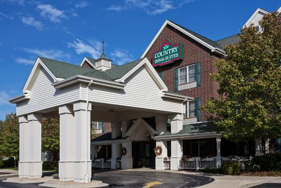Country Inn & Suites By Carlson, Schaumburg : CountryInn&Suites Schaumburg ExteriorDay