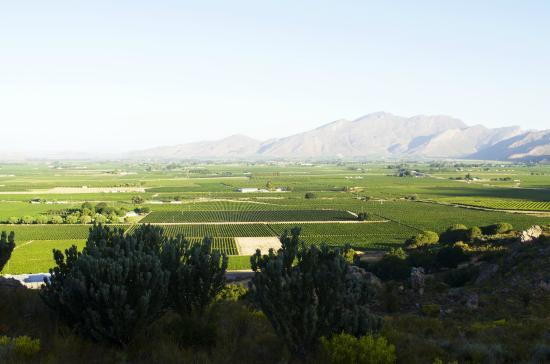 ATKV Goudini Spa: View from verandah