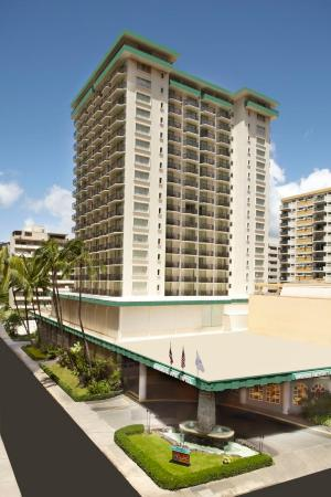 Waikiki Resort: Exterior - Day
