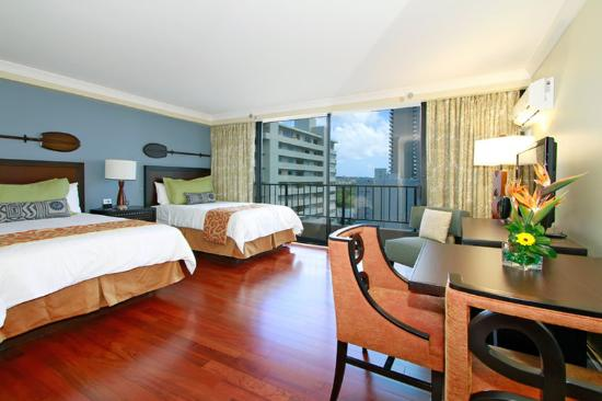 Wyndham Royal Garden at Waikiki: Studio