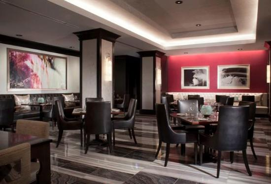 The Silversmith Hotel: Restaurant