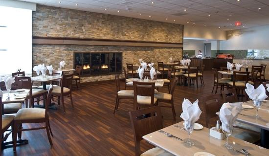 Holiday Inn Barrie Hotel & Conference Centre: Tattinger's Restaurant
