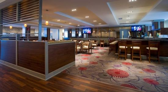 Holiday Inn Barrie Hotel & Conference Centre: Tattinger's Lounge