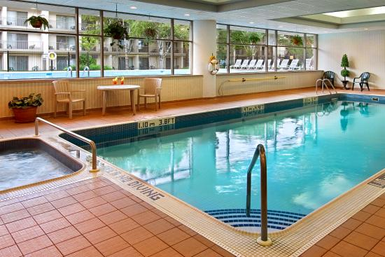 Holiday Inn Barrie Hotel & Conference Centre: Indoor Pool