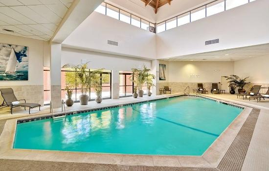 Wyndham Boston Andover: Pool