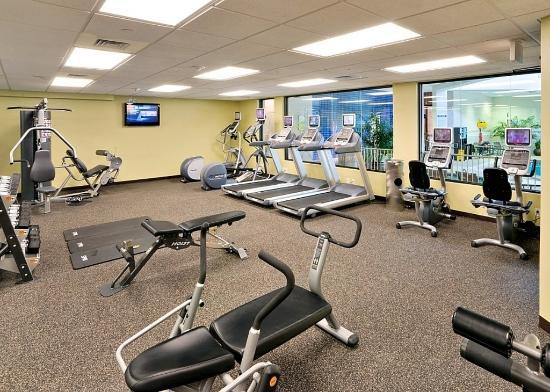 Wyndham Boston Andover: Fitness Room