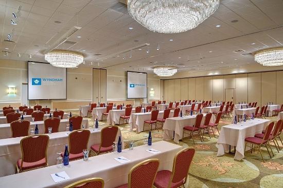 Wyndham Boston Andover: Meeting Room